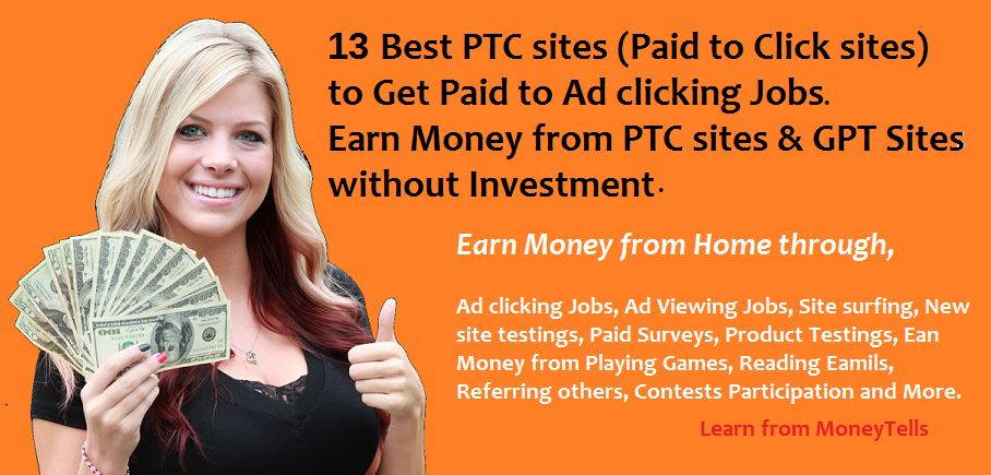 Surfing sites for money
